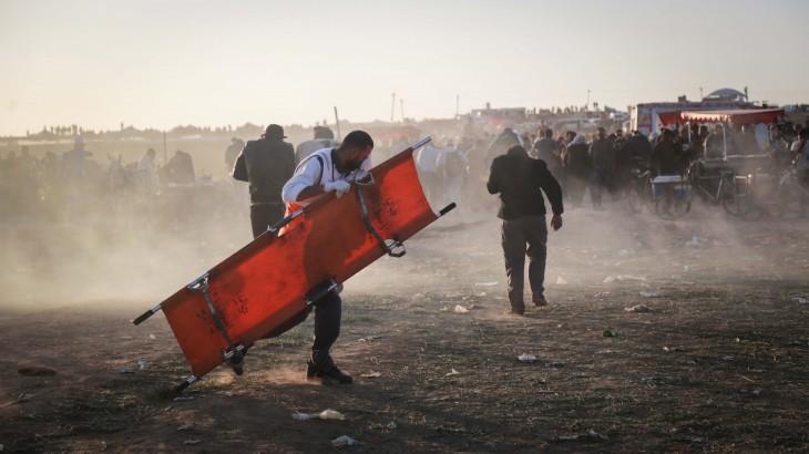 加沙伤亡人数不断上升,令人忧心