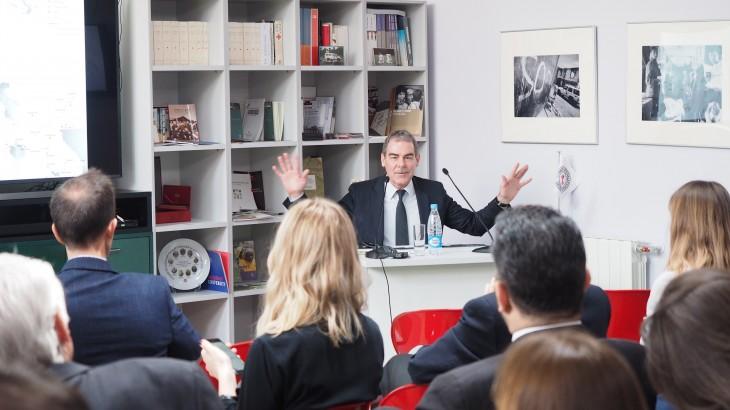 Патрик Виаль о работе МККК в Европе и Центральной Азии