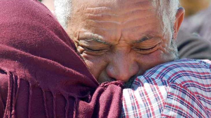 Пропавшие без вести мигранты и их семьи