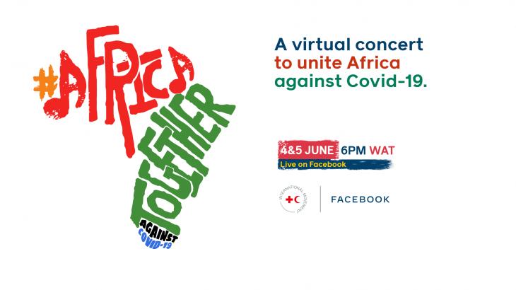 Facebook e Cruz Vermelha lançam a campanha #AfricaTogether pela vigilância contra a COVID-19