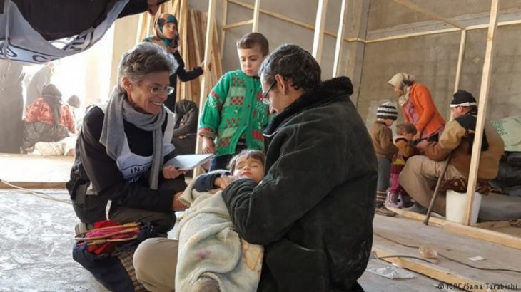 Не могу забыть произошедшее в Алеппо и Мадайе: сирийцам по-прежнему нужна помощь