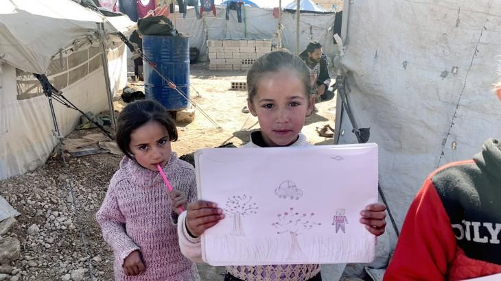 Сирия: жизнь в лагере Аль-Хол (Эль-Хауль)