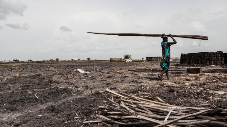 South Sudan: Desperate humanitarian situation in Leer