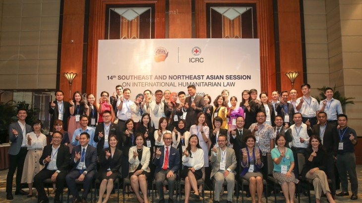Viet Nam: Experts from 16 countries in Asia-Pacific to delve into IHL, related themes