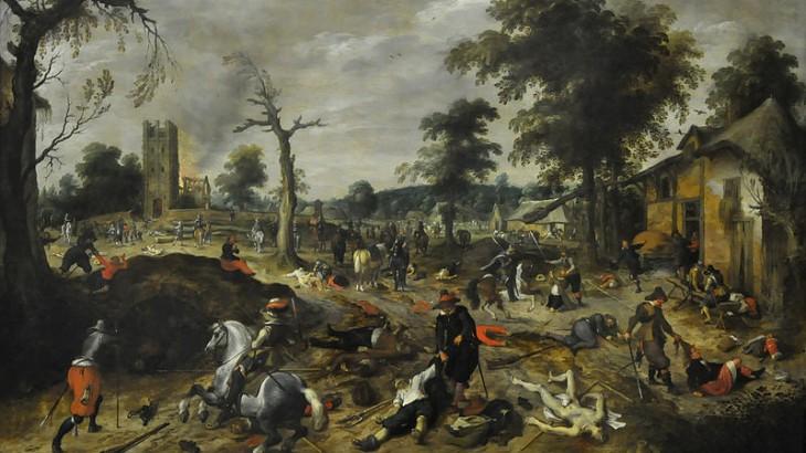О «мире от изнеможения»: Тридцатилетняя война: первая современная война?