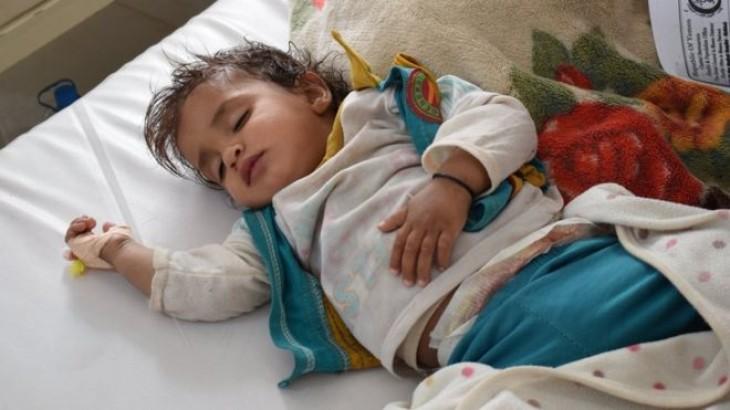 也门霍乱危机加剧