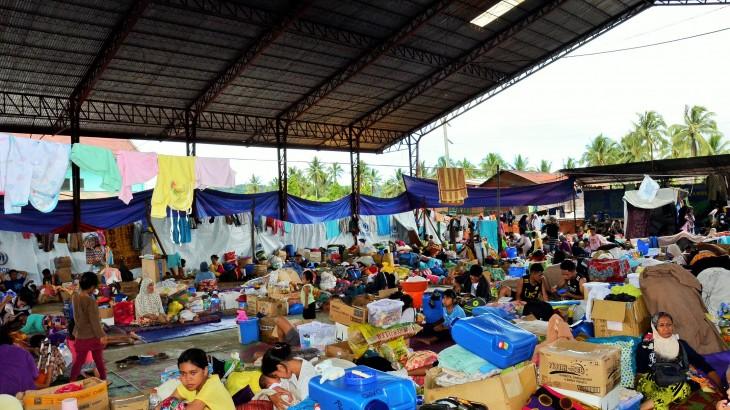 菲律宾:马拉维战火未熄