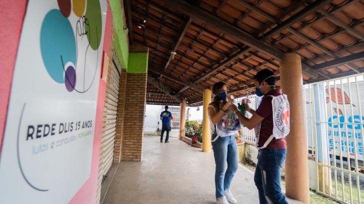 Brasil: Doações do CICV beneficiam famílias afetadas pela violência em Fortaleza