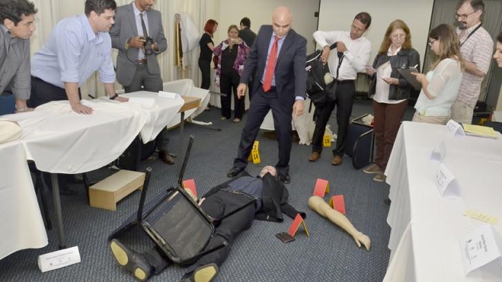 Brasil: Encontro reúne especialistas para discutir práticas forenses