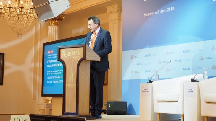 Президент МККК: о гуманитарной ситуации на Ближнем Востоке