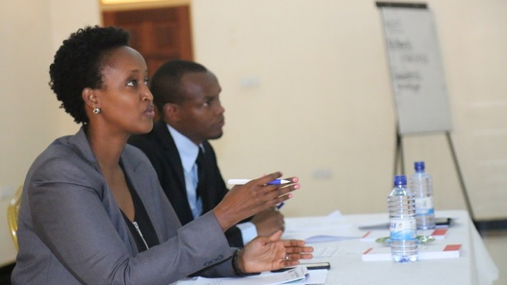 Rwanda: Law students square up in moot court to promote humanitarian law