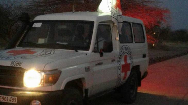 Nigeria: ICRC facilitates hand-over of 13 released persons