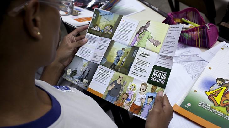 """""""A capacitação no Acesso Mais Seguro ajuda a buscar alternativas"""" - Entrevista com Vanusa Lima"""