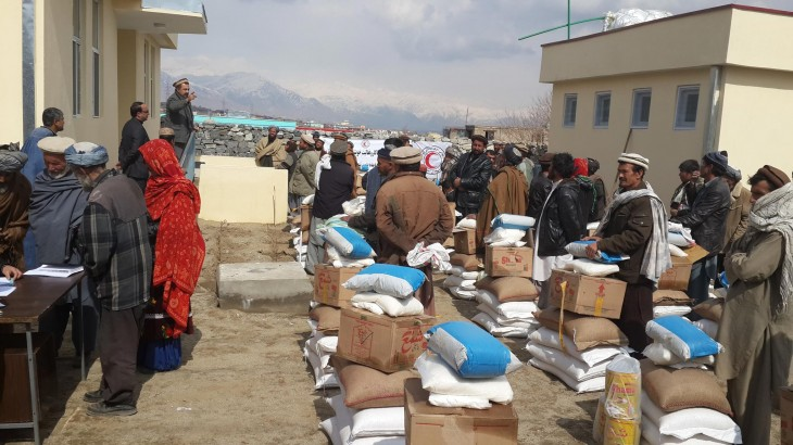Afghanistan: Keeping the spotlight on humanitarian concerns