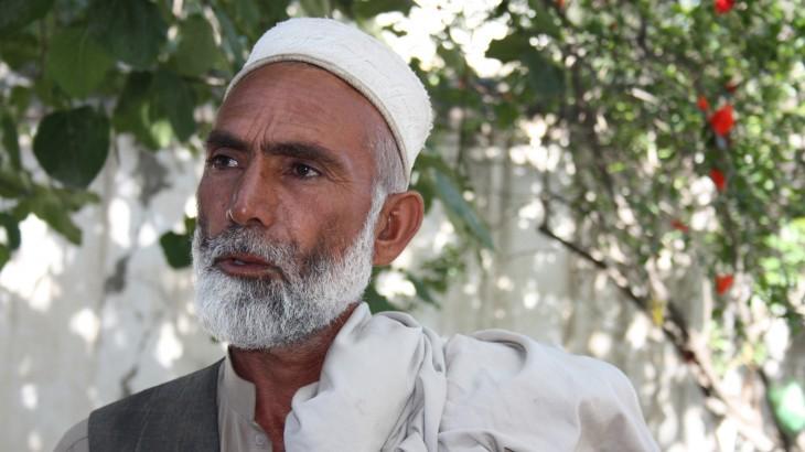 Afghanistan : les villageois déplacés rêvent de rentrer chez eux
