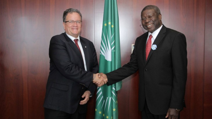 ICRC and the African Union commemorate 25 years of partnership