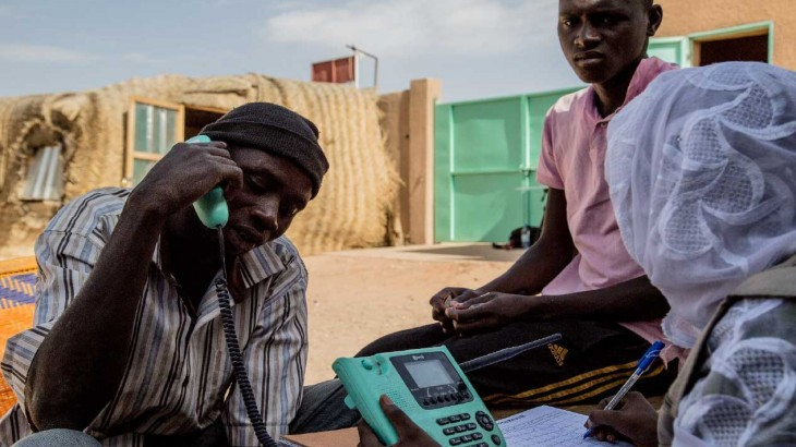 Migration: Our work in Africa