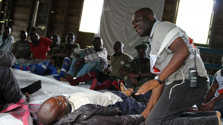 African Union: Military Attachés Association briefed on the humanitarian situation in DR Congo