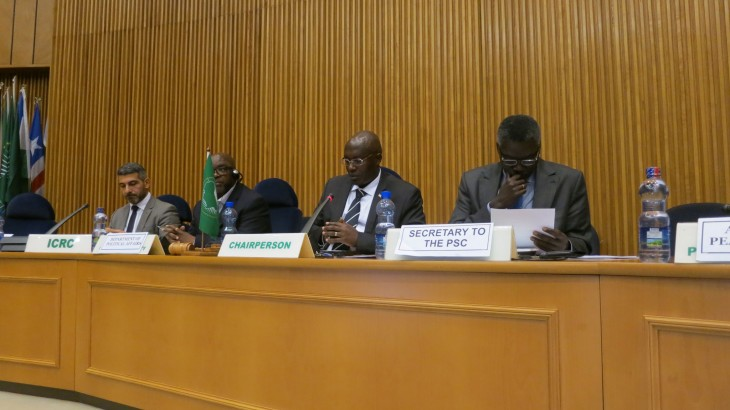 Focus on the humanitarian crisis in the Sahel