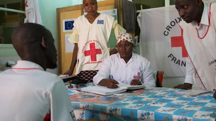 Niger : en 2016, à Agadez, des milliers de migrants ont pu accéder aux soins de santé