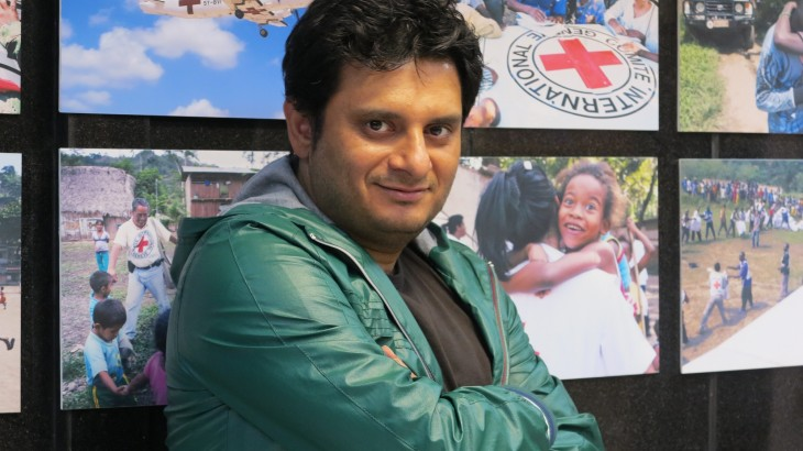 شهادة من الميدان: أساعد أناسا كنت واحدا منهم في طفولتي