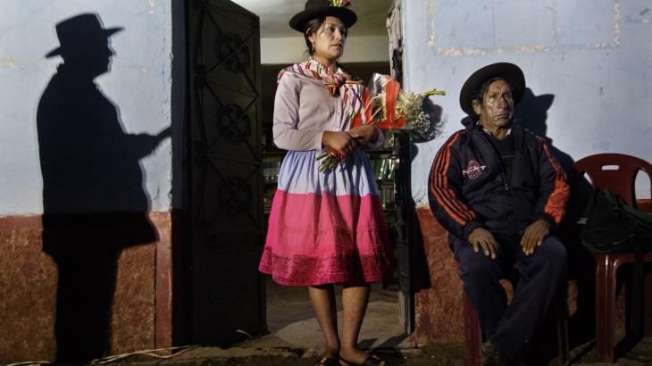 摄影师安吉拉•庞塞•罗梅罗获2017年度红十字国际委员会人道新闻摄影金奖