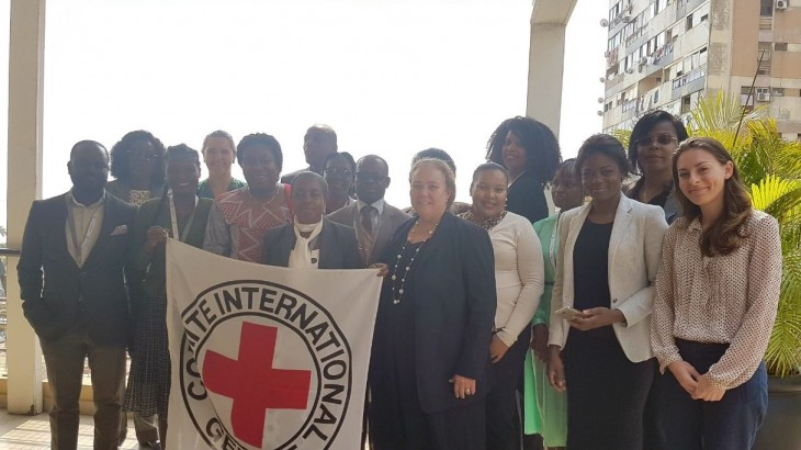 Angola: melhorar a implementação do Direito Internacional Humanitário (DIH)