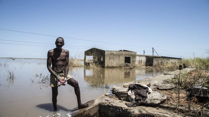Resumen de actividades operacionales sobre el ciclón Idai: destrucción, angustia y miles de personas sin hogar