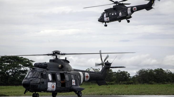 Colombia: CICR aclara su papel en traslado de negociadores de las FARC-EP