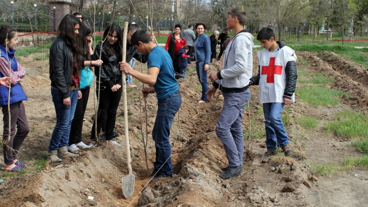 Armenia: Trees as living memories