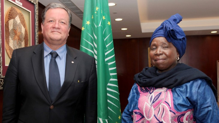 ICRC and African Union remain committed to strengthened collaboration