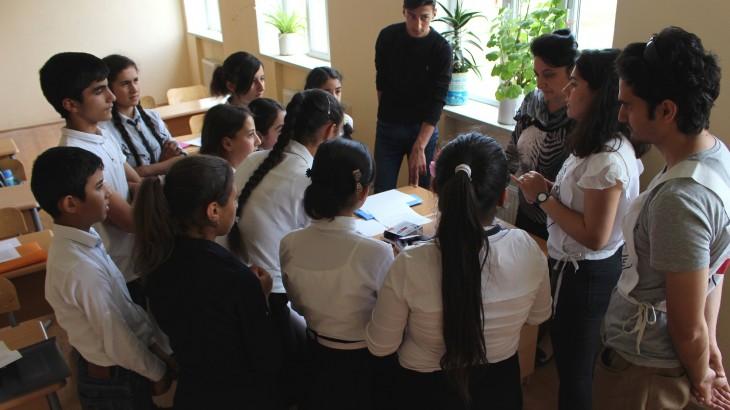 ICRC in Azerbaijan in 2018