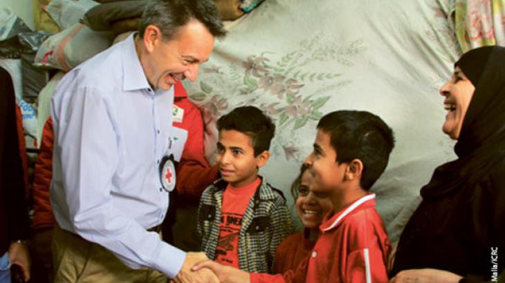 搜狐:ICRC发布最新调查:应对战争有所限制