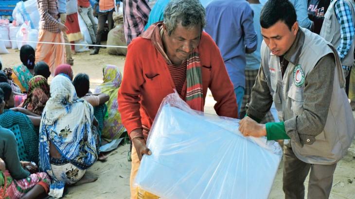 2016年红十字国际委员会在孟加拉国开展的工作——事实与数据