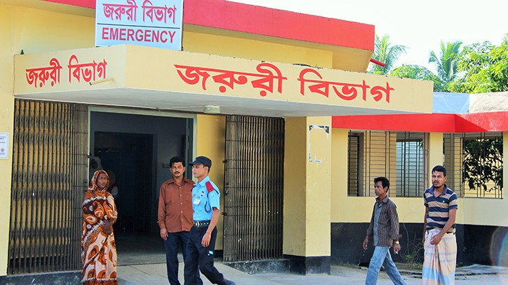 Bangladesh: Renovated emergency room brings health care closer to vulnerable communities
