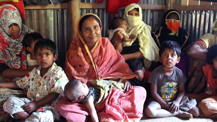 Bangladesh: Humanity wins in the midst of hardship
