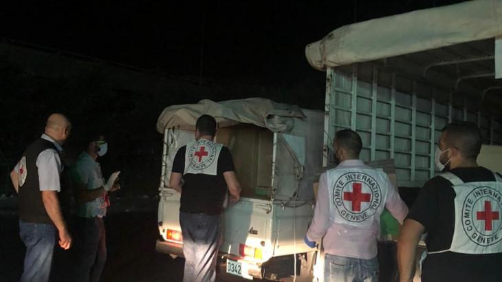 Бейрут: 12 больниц получили медикаменты; нужны доноры крови