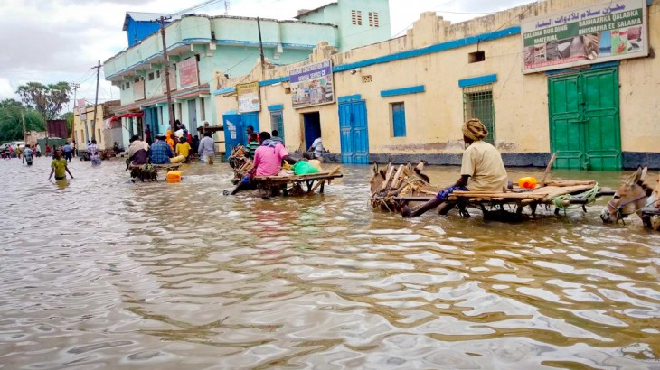 Somalia: 30,000 people in need of food and safe drinking water after flooding