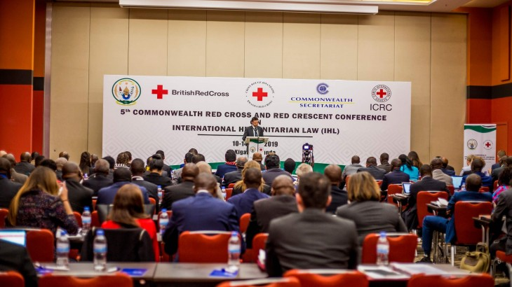 Fifth Commonwealth Red Cross and Red Crescent Conference on IHL
