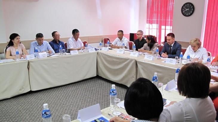 Кыргызстан: создание Службы пробации обсудят в Бишкеке
