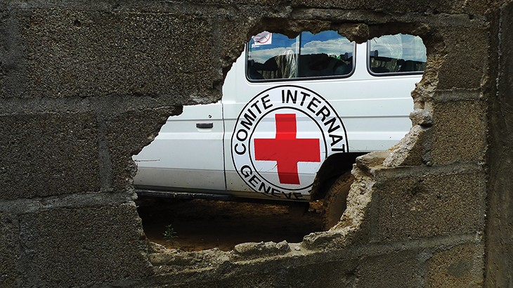 New ICRC blog on Humanitarian Law & Policy