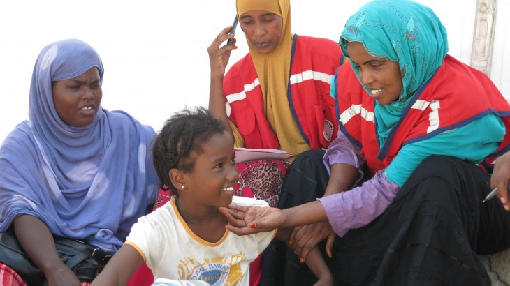 Somalia: Reuniting families fleeing from Yemen