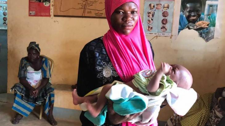 Burkina Faso: aide à 6 000 personnes déplacées dans la région du Sahel