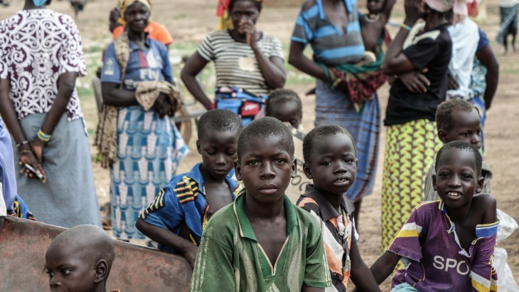 Burkina Faso: Escalating violence cause for concern at the ICRC