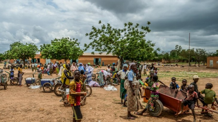 Pic de déplacements au Burkina Faso : la Convention de Kampala plus indispensable que jamais
