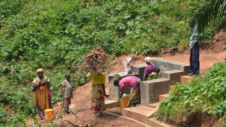 Burundi : renforcement du réseau d'eau à Bujumbura