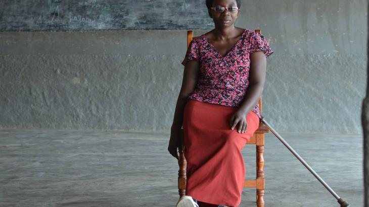 Burundi : Marie-Rose, jeune étudiante, retrouve sa mobilité