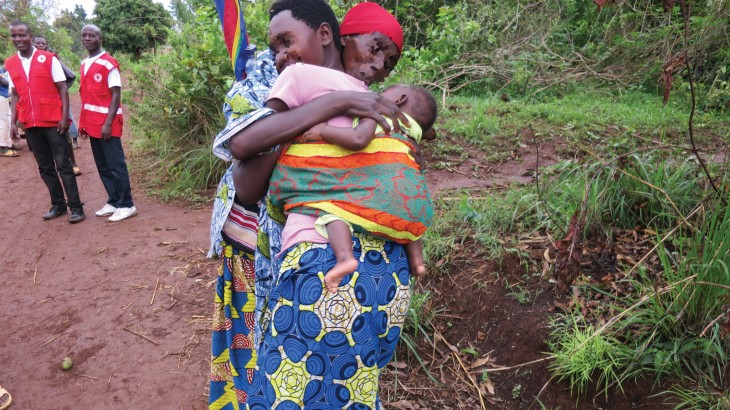 Burundi : Odette et Fabiola retrouvent leur famille