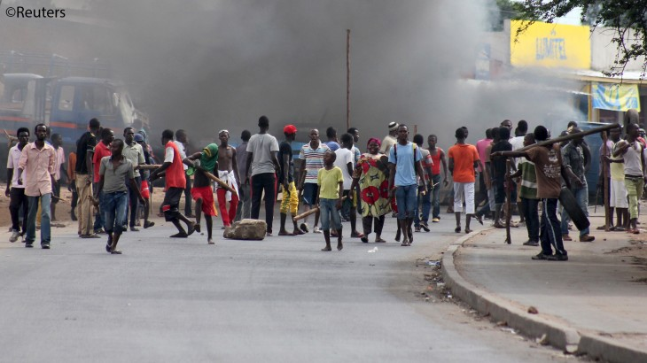 Burundi: Worrying violence in run-up to election