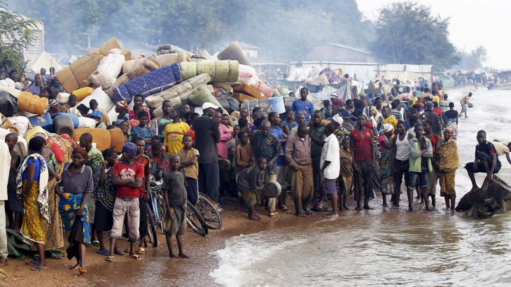 Burundi: ICRC appeals for restraint